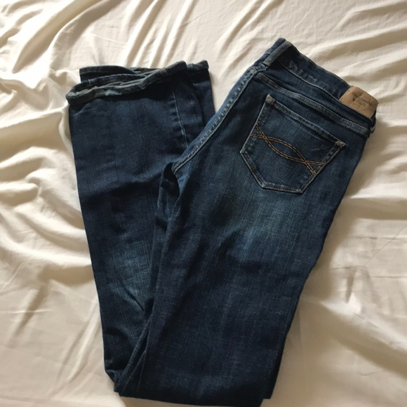 Abercrombie & Fitch Denim - Abercrombie & Fitch Bootcut Jeans size 4Long